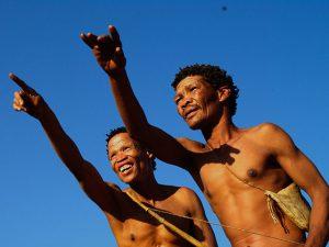 History of the San | Khomani San