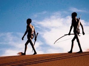 Kalahari Bushmen Hunting | Khomani San